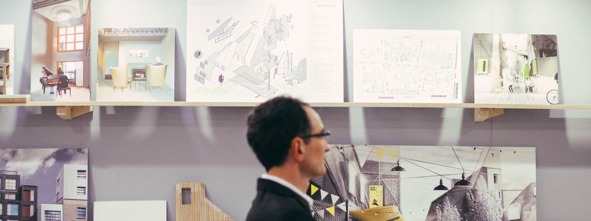 Architecture (RIBA Part 2 Exemption) – MArch