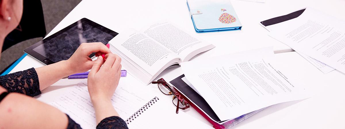 English Language and Literature – BA (Hons)