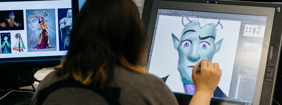 Video Game Digital Art – BA (Hons)