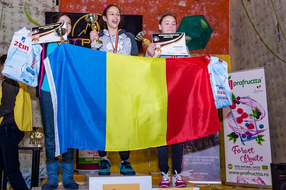 Campionatul Național de Escaladă