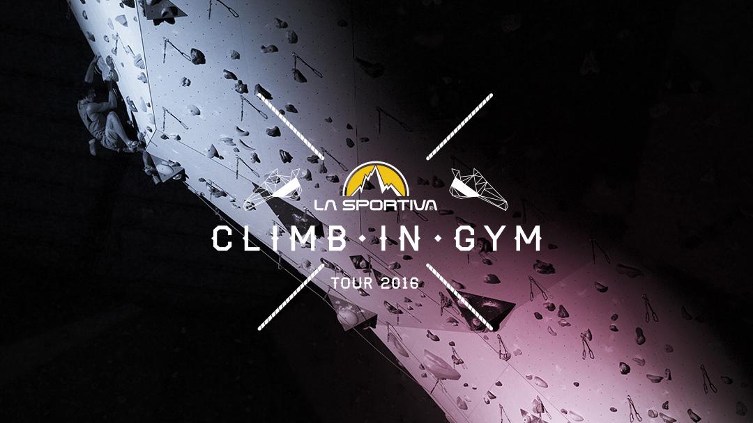 Carpatic face parte din La Sportiva Climb-in-Gym Tour 2018