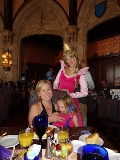 Disney World: The Fearful Princess Encounter