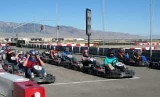 Things to do in Salt Lake City gorkart