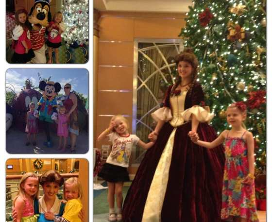 Disney Cruise Tips characters