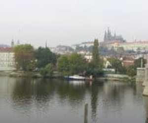 PragueCastleScene