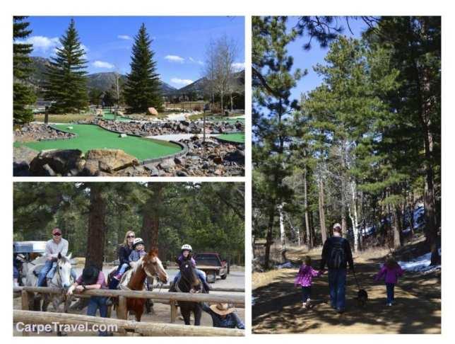YMCA of the Rockies Estes Park Activities