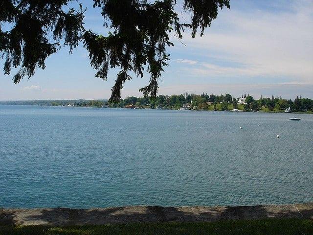 Lake Skaneateles Finger Lake Wineries