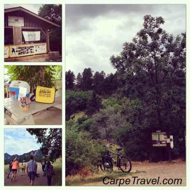 Colorado Theatre-Hikes at Chautauqua Park Boulder