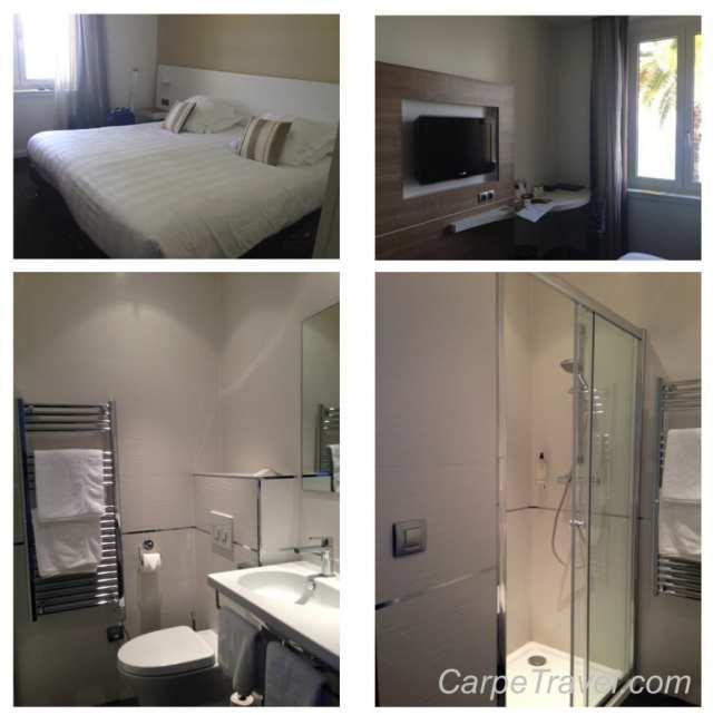 Hotel Prince De Galles bedroom