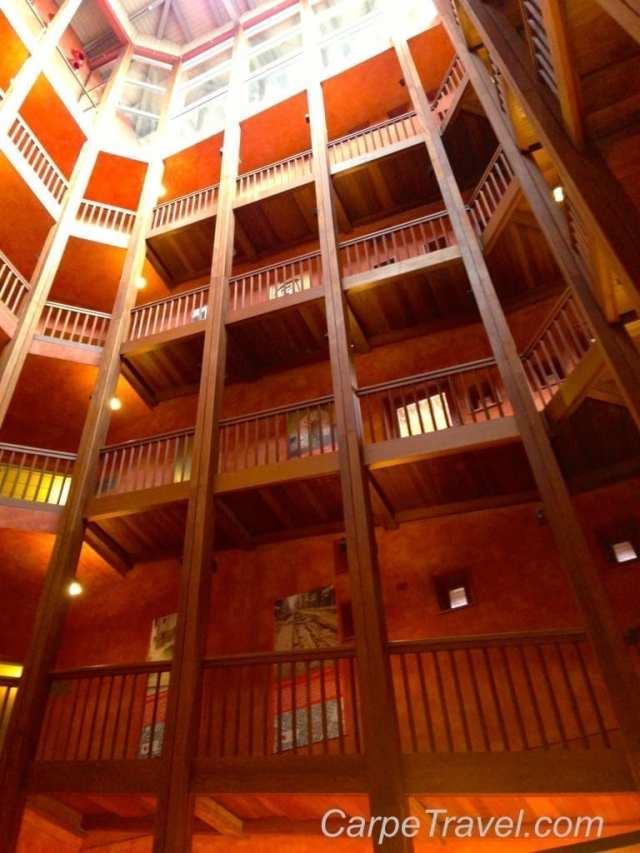 staircase NH Santo Stefano