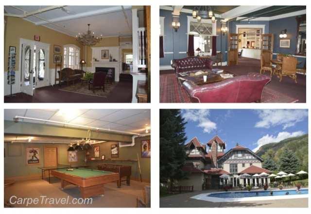 The Redstone Inn in Redstone Colorado