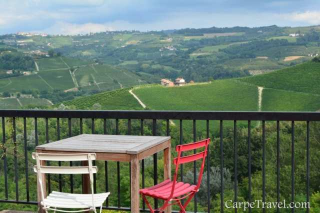 Italy: Piemonte Wine Region