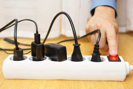 Packing Hack: Bring a power strip to charge all your devices