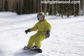 Skiing Glenwood Springs