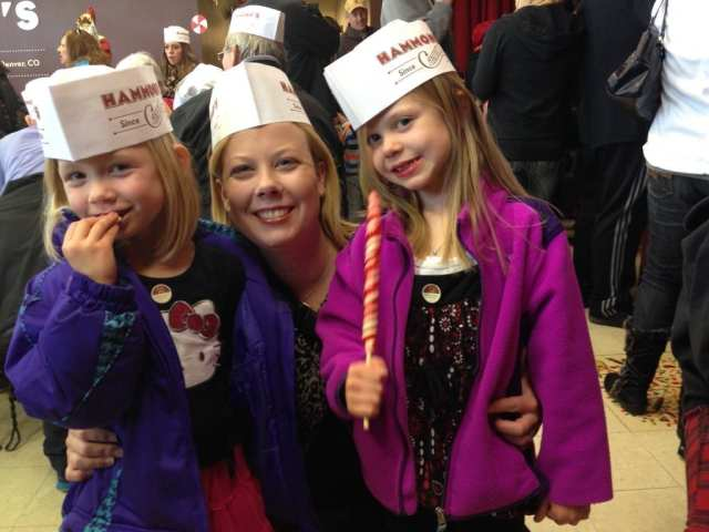 Hammonds Candy Tour: A great free thing to do with kids in Denver