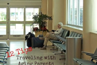 traveling with seniors