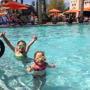 kids love the wigwam resort, it's one of the best family resorts in the Phoenix area.