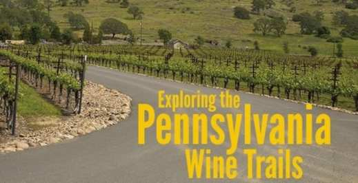 Exploring the Pennsylvania Wine trails