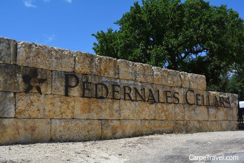 Pedernales Cellars has been included in Carpe Travel round up the best wineries in Texas Hill Country to visit.