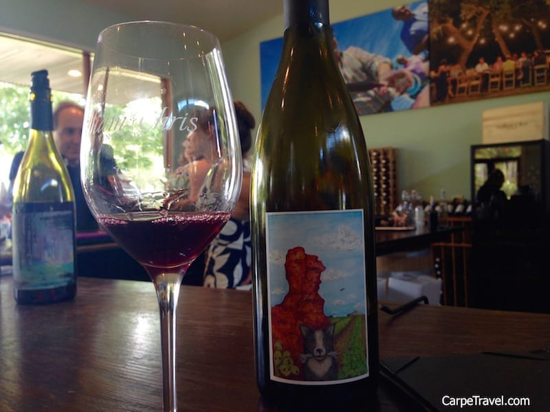 Must See Texas Hill Country Wineries: William Chris Vineyard