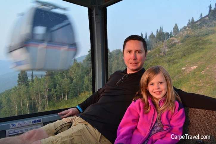 Things to do in Steamboat Springs with Kids - Gondola Rides. Click through for more summer and winter activities in Steamboat Springs.