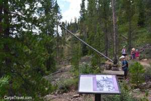 Round up of family friendly hiking in Breckenridge