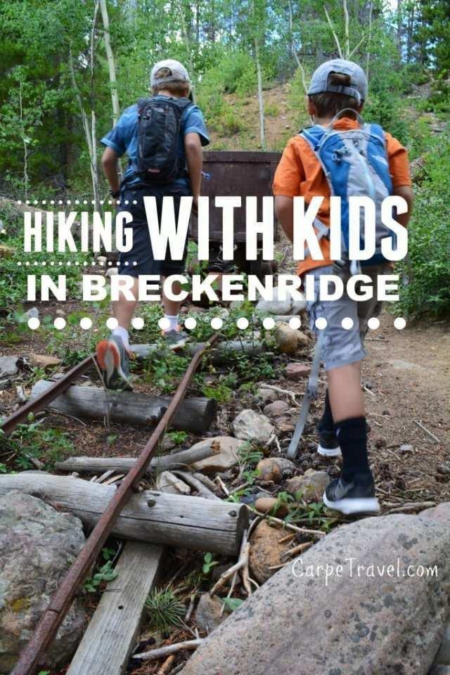 Best Family Friendly Hiking in Breckenridge