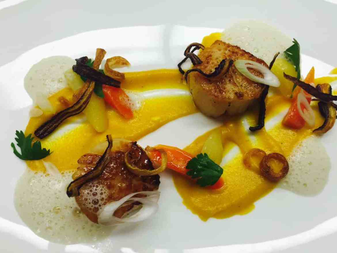 wine pairings with scallops