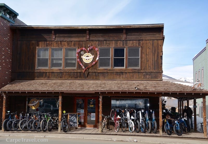 Things to do in Crested Butte Colorado Besides Skiing: Fat Biking. Rent your bike at Big Al's. Click over for other ideas on things to do in Crested Butte.