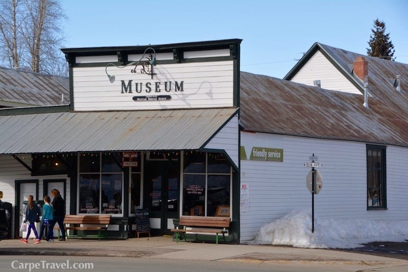 Things to do in Crested Butte Colorado Besides Skiing: Visit the Crested Butte Heritage Museum. Click over for other ideas on things to do in Crested Butte.