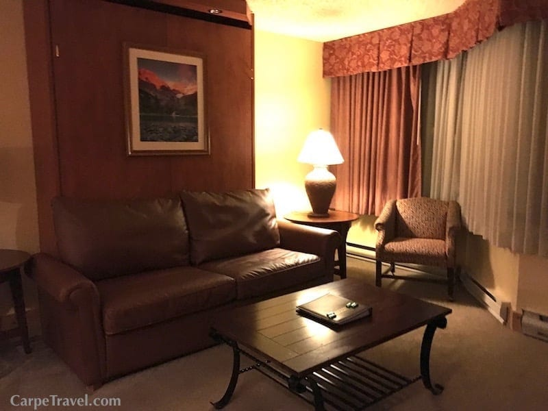 Heading to Crested Butte Colorado? See this hotel review of The Grand Lodge - value luxury at its finest.