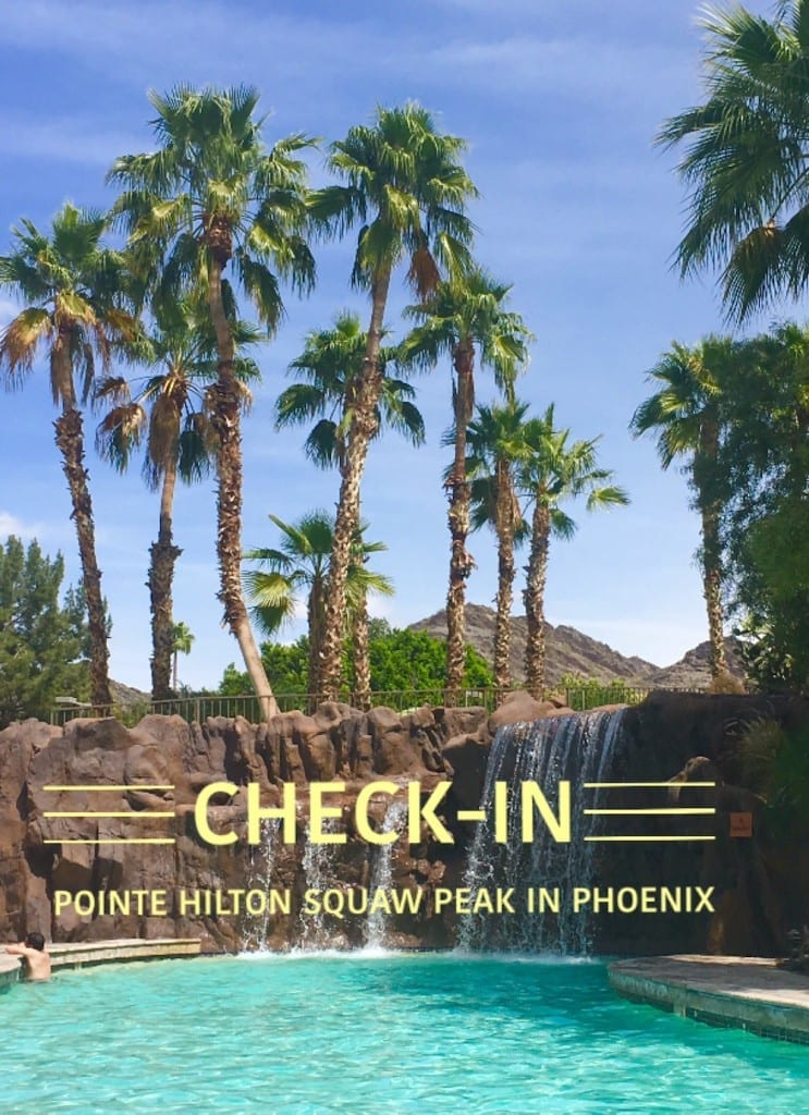 Hotel Review Pointe Hilton Squaw Peak in Phoenix