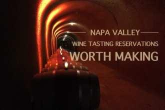 Napa Valley Wine Tasting Reservations Worth Making