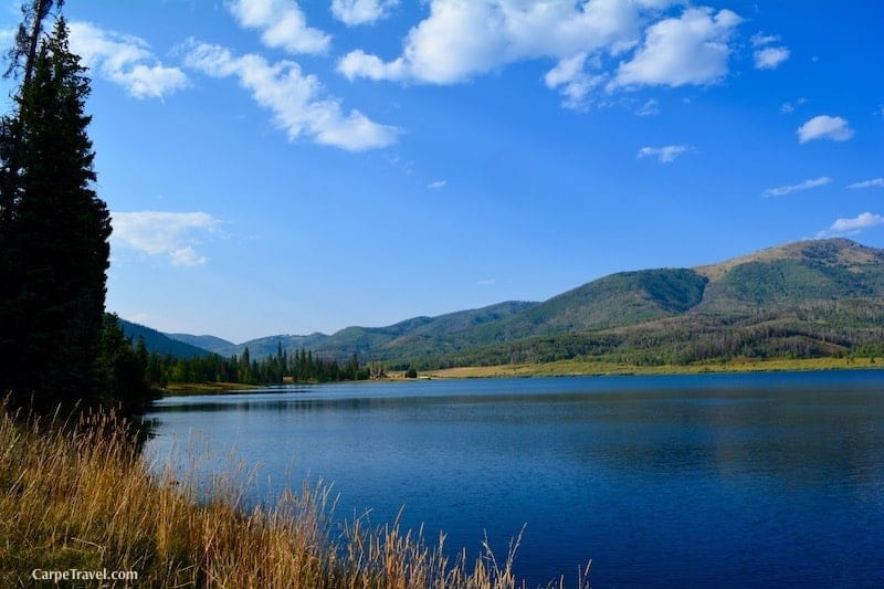 Top Steamboat Springs Hiking Trails to do with Kids: Pearl Lake