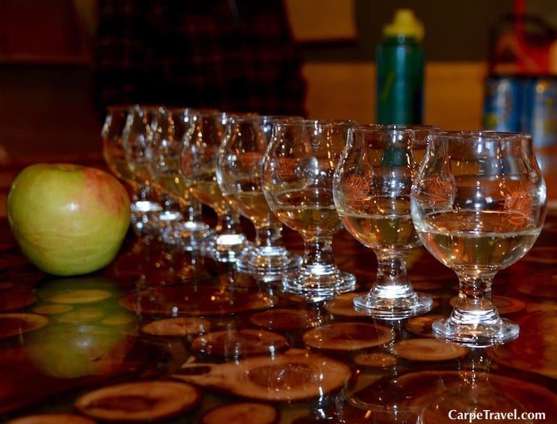 Meriwether Cider Company is know for its Hard Ciders. Click over for a complete guide to the Idaho wine region designed to help you plan your Idaho wine experience - map out wineries not to miss, resources that can help along the way, which wine trails to visit and much more.