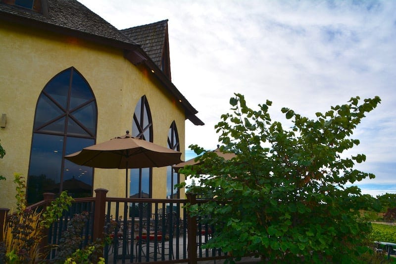 St Chapelle was the first winery in Idaho: Fun Facts about Idaho Wine (yes there is wine in Idaho and it's good!)