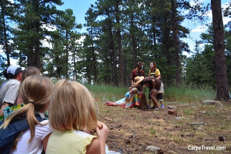 Places to Take Kids in Colorado (before they grow up): Arts in the Open. Click over for a complete list!