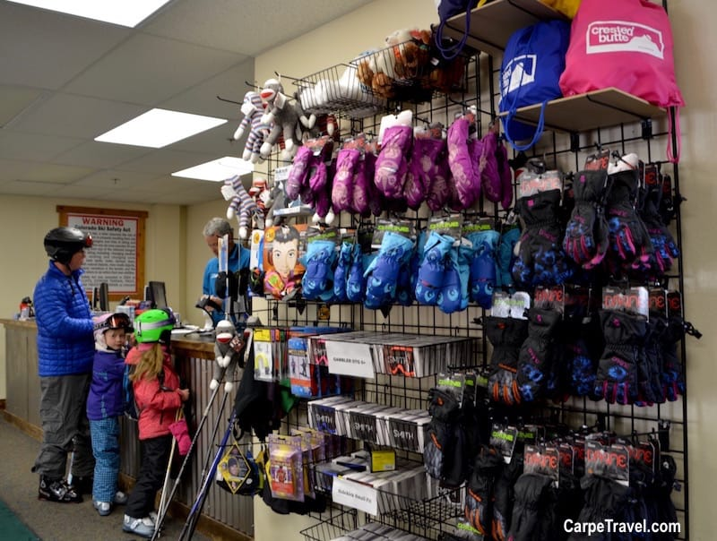 Family Ski Trip Tips to Save Money Skiing: Always check your ski gear BEFORE you leave for the slopes. You will be paying top dollar for gloves, liners, neck gators and other gear on the mountain. Click over to Carpe Travel for 30 more tips on help you save money on your family ski trip.
