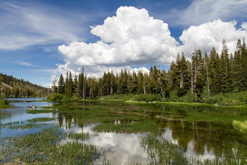 Fishing with family? Here are nine of the best family fishing vacation spots, including Mammoth Lakes in California.