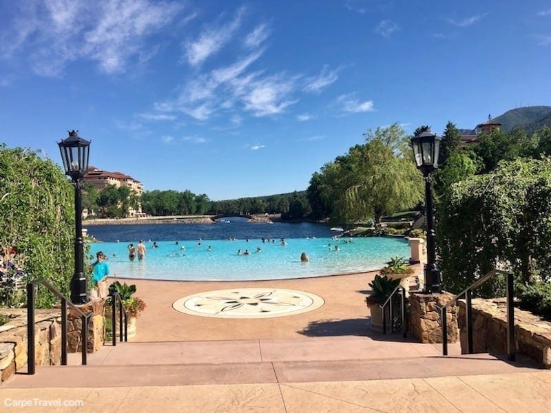TOP PLACE TO STAY IN COLORADO SPRINGS - The Broadmoor, Great Wolf Lodge and Cheyenne Mountain Resort. Click over to find out why.