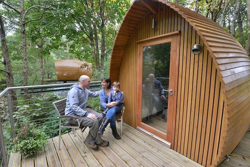 Glamping - How to Adjust Your Trips Now That You Have Kids