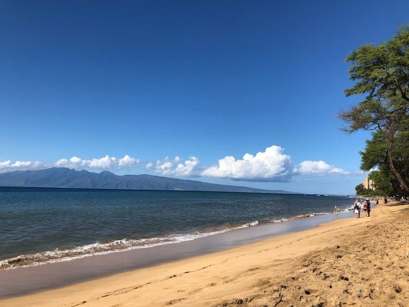Heading to Maui? Beach time!!! Read Carpe Travel's in-depth review of the Westin Nanea, luxury all-villa - family friendly - beach resort in Maui.