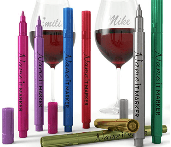 Gifts for Wine Lovers - Wine Markers