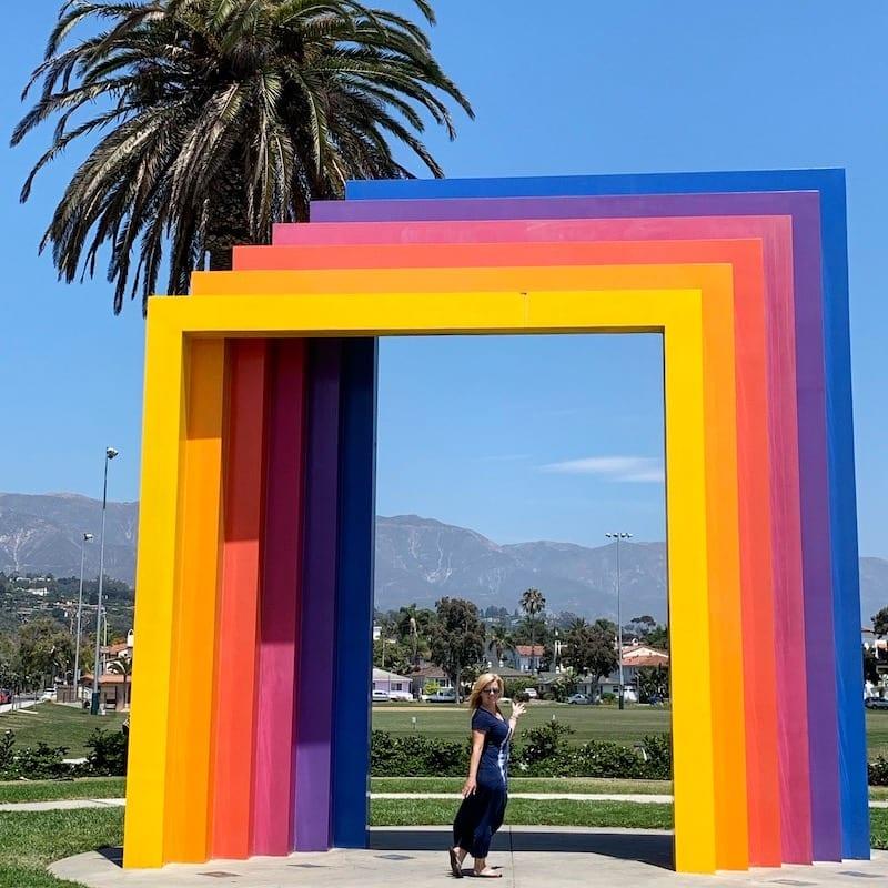 Santa Barbara Chromatic Gate