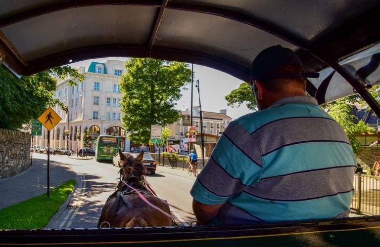 Jaunting Car, Killarney