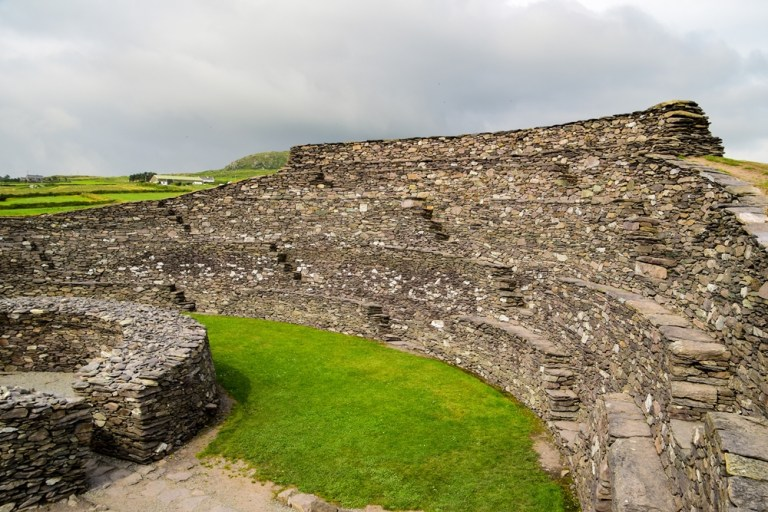 Cahergall Fort
