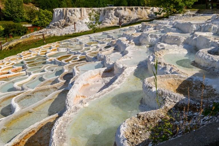 Egerszalok Salt Pool Terraces