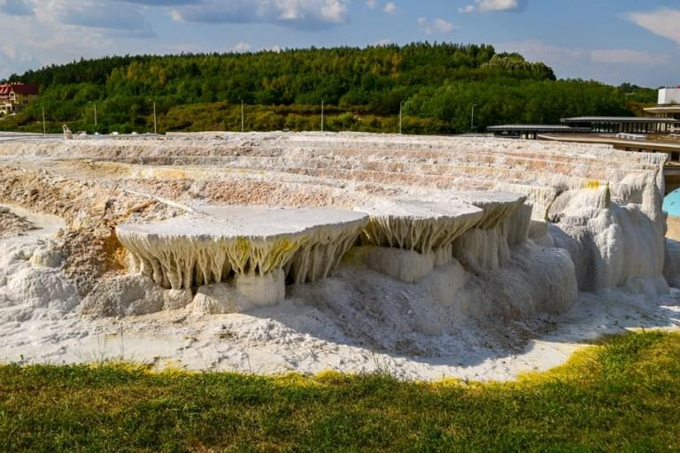 Egerszalok Salt Formations