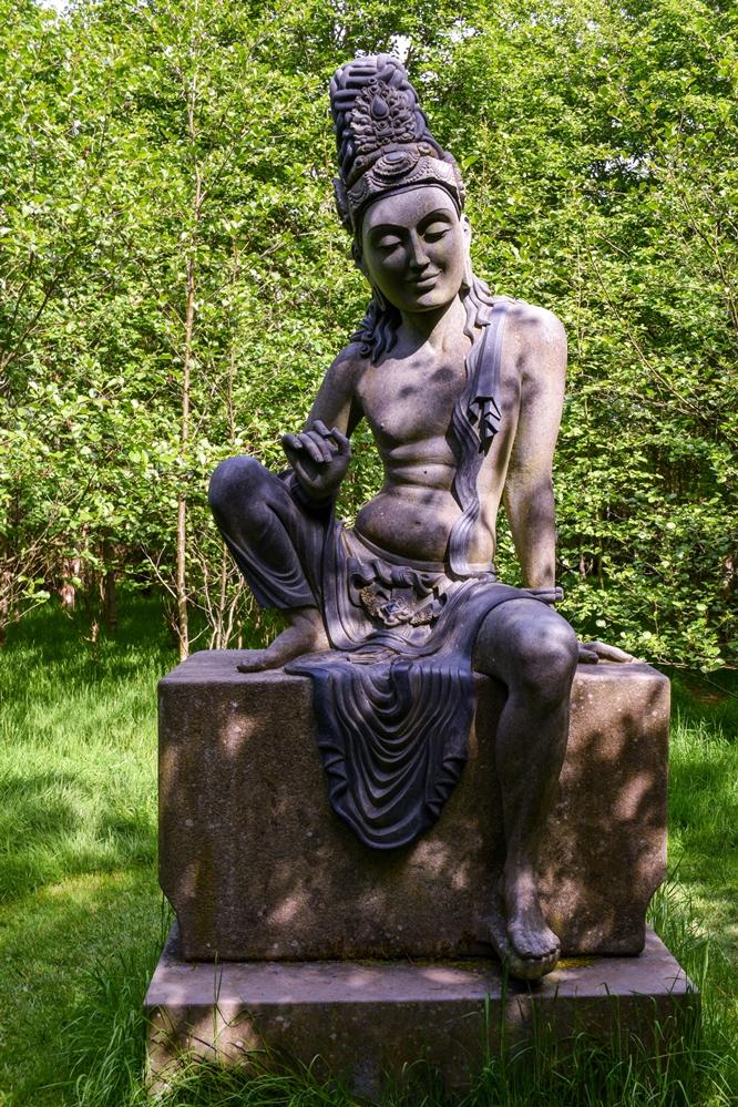 Victors Way Sculpture Garden