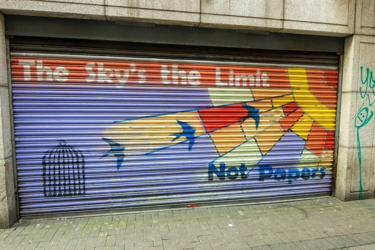 Street Art of Dublin